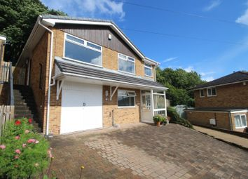 Thumbnail 4 bed detached house for sale in Hullett Drive, Hebden Bridge