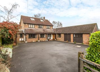 Thumbnail 7 bed detached house for sale in Main Road, Littleton, Winchester, Hampshire
