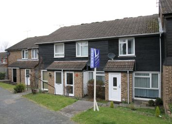 Thumbnail 2 bed terraced house to rent in Drake Close, Horsham