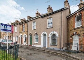 Thumbnail 2 bedroom terraced house for sale in Christchurch Crescent, Gravesend, Kent