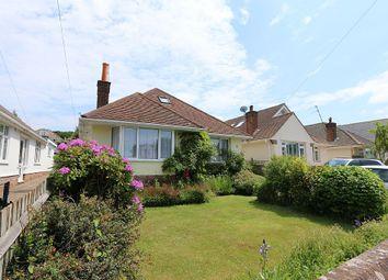 Thumbnail 3 bedroom detached house for sale in Austin Avenue, Lilliput, Poole, Dorset