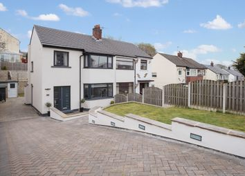 Thumbnail 3 bed semi-detached house for sale in Bradford Road, Birkenshaw, Bradford, West Yorkshire