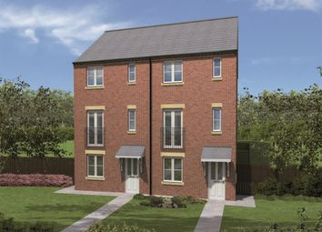 "Thumbnail 4 bed terraced house for sale in ""Cragside"" at Sterling Way, Shildon"