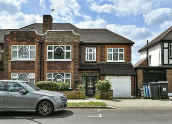 Thumbnail 4 bed semi-detached house for sale in Abbots Gardens, London