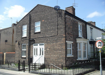 Thumbnail 1 bed flat to rent in Queens Road, Bootle