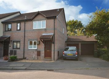 Thumbnail 2 bed end terrace house to rent in Bryony Gardens, Horton Heath, Eastleigh, Hampshire