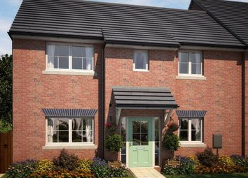 """Thumbnail 3 bed detached house for sale in """"Dere"""" at Whitworth Park Drive, Houghton Le Spring"""