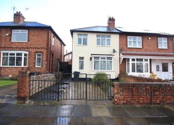 Thumbnail 2 bed semi-detached house to rent in Geneva Crescent, Darlington