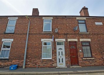 Thumbnail 2 bed terraced house for sale in North Street, Crowle, Scunthorpe