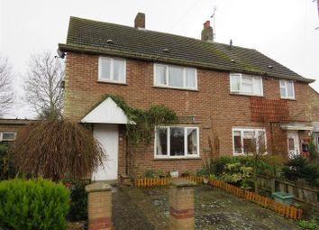 Thumbnail Semi-detached house for sale in Steward Close, Stuntney, Ely