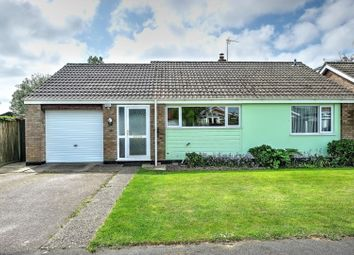 Thumbnail 2 bed detached bungalow for sale in Acacia Avenue, Martham