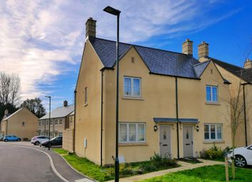 Thumbnail 2 bed semi-detached house to rent in Honeybone Close, Fairford