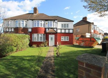 Thumbnail 3 bedroom flat to rent in Castle Road, Northolt