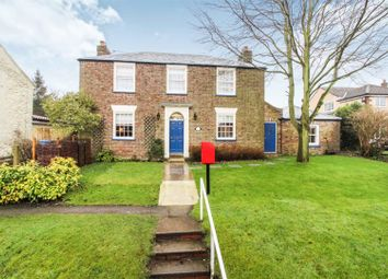 Thumbnail 4 bed detached house for sale in Thwing, Driffield