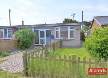 Thumbnail 2 bed semi-detached bungalow for sale in Abbotts Way, Bush Estate, Eccles-On-Sea, Norwich