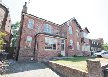 Thumbnail 4 bedroom semi-detached house for sale in Victoria Crescent, Eccles, Manchester