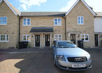Thumbnail 2 bed mews house to rent in Darbys Yard, Sutton, Ely
