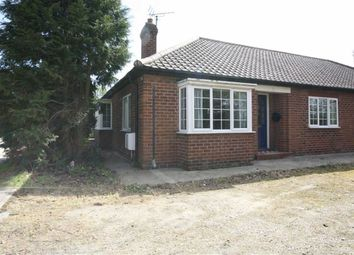 Thumbnail 3 bed bungalow to rent in Newfield Lane, South Cave