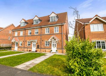 Thumbnail 3 bed town house for sale in Lamberton Drive, Brymbo, Wrexham