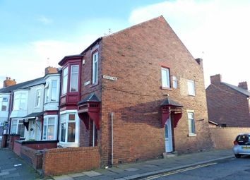 Thumbnail 2 bed flat for sale in Westcott Road, South Shields