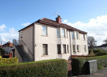 Thumbnail 1 bedroom flat for sale in Whitehaugh Avenue, Paisley, Renfrewshire