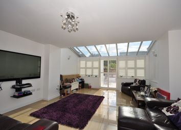 Thumbnail 4 bed town house to rent in Cantium Place, Snodland