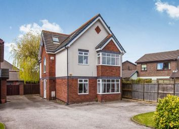 Thumbnail 5 bed detached house for sale in Lancaster Road, Cabus, Preston