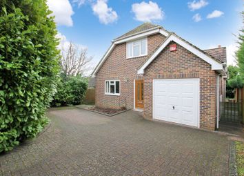 Thumbnail 4 bed property for sale in Barnes Lane, Sarisbury Green, Southampton