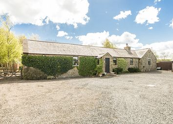 Thumbnail 4 bed cottage for sale in Low Barns, East Marlish, Morpeth, Northumberland