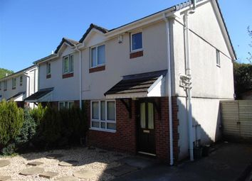 Thumbnail 3 bed semi-detached house for sale in Clos Cenawon, Morriston, Swansea