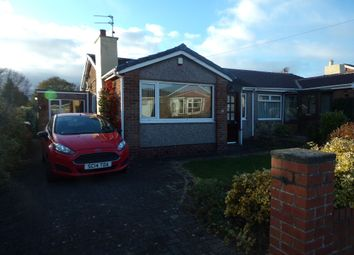 Thumbnail 2 bed bungalow for sale in Lindisfarne Lane, Morpeth