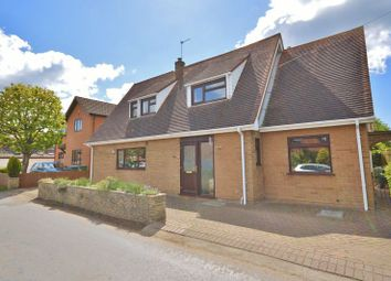 Thumbnail 4 bed detached house for sale in Sheldon Road, Ickford, Aylesbury
