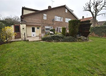 Thumbnail 5 bed semi-detached house for sale in Holly Shaws, Longmeadow/Shephalbury Park, Stevenage, Herts