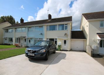 Thumbnail 3 bedroom end terrace house for sale in Parkers Road, Starcross, Exeter