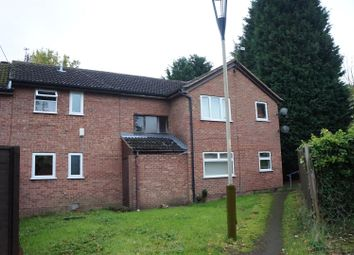 Thumbnail 1 bed flat for sale in Blackthorn Drive, Leicester