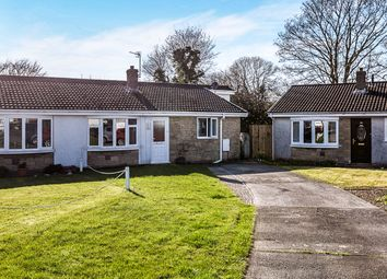 Thumbnail 3 bed semi-detached bungalow for sale in Trenos Gardens, Bryncae, Pontyclun