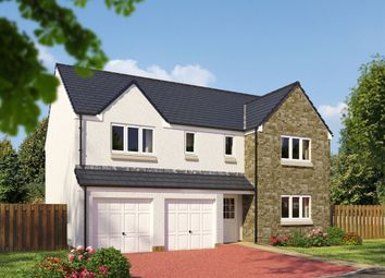 "Thumbnail 5 bed detached house for sale in ""The Stockbridge"" at Cotland Drive, Falkirk"