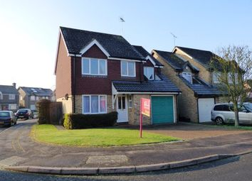 Thumbnail 4 bed property to rent in Trefoil Close, Wokingham