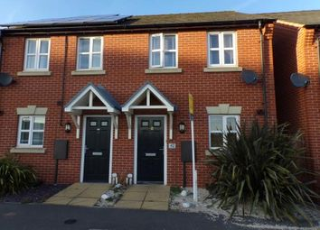 Thumbnail 2 bed semi-detached house for sale in East Street, Warsop Vale, Mansfield, Nottinghamshire