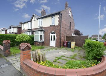 Thumbnail 4 bedroom semi-detached house for sale in Plodder Lane, Farnworth, Bolton