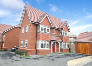 Thumbnail 3 bed detached house for sale in Scott Close, Tadpole Garden Village, Swindon
