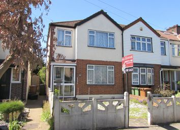 Thumbnail 3 bedroom end terrace house for sale in Dale Park Avenue, Carshalton