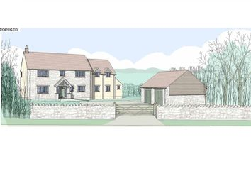 Thumbnail 5 bedroom detached house for sale in Barton Road, Butleigh, Glastonbury