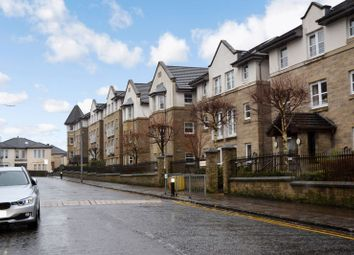 Thumbnail 1 bed flat for sale in Stonelaw Court, Glasgow