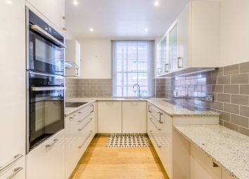 Thumbnail 3 bed flat to rent in Seymour Place, Marylebone, London