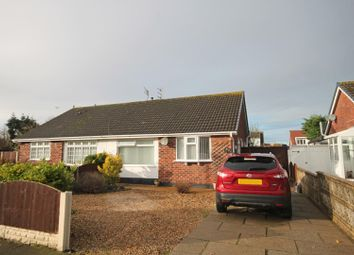 Thumbnail 3 bed semi-detached bungalow for sale in Whitby Avenue, Southport