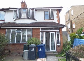 Thumbnail 3 bed semi-detached house to rent in Gunnersbury Crescent, Acton, London