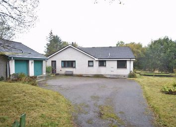 Thumbnail 3 bed detached bungalow for sale in Tighlochan, Scourie, Sutherland