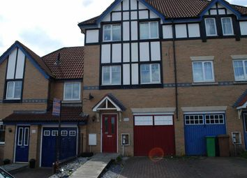 Thumbnail 3 bed town house for sale in Lowther Crescent, Middleton, Manchester