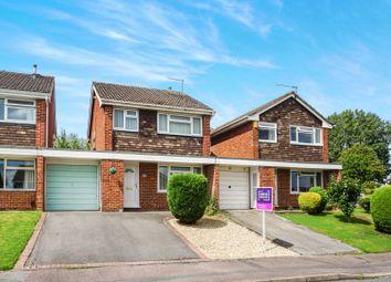 3 bed link-detached house for sale in Rockingham Close, Derby DE22